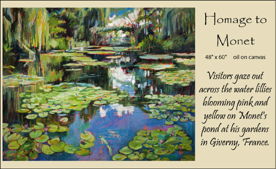Homage-to-Monet2222framed23