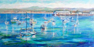 Monterey Harbor for Jas