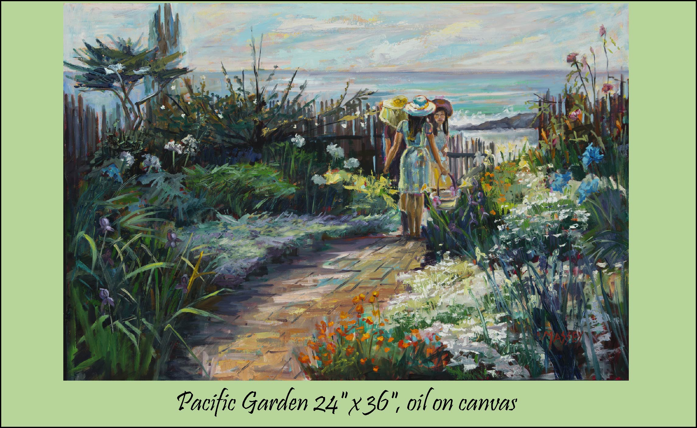 Pacific Gardens framed.ai