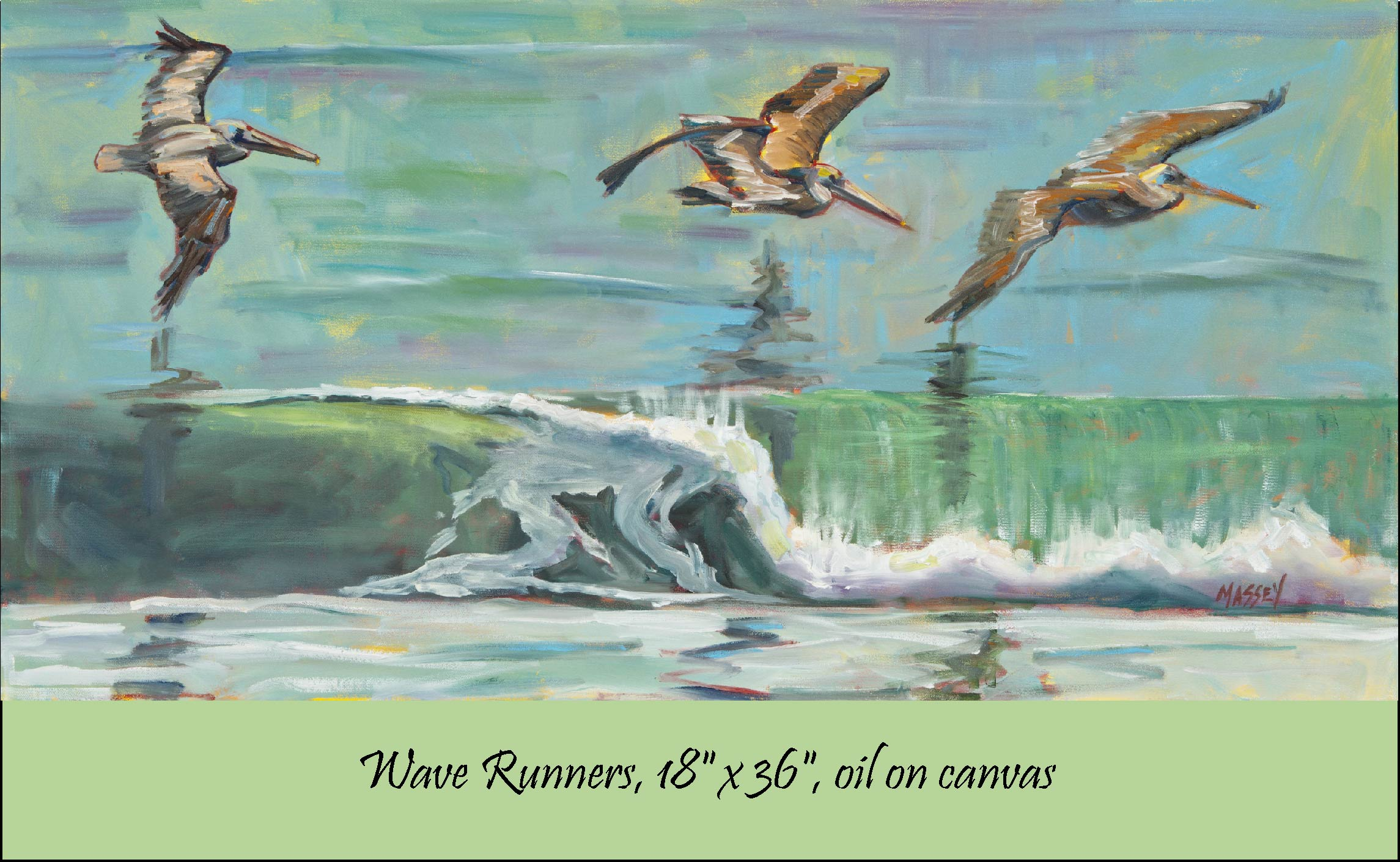 Wave Runners framed.ai